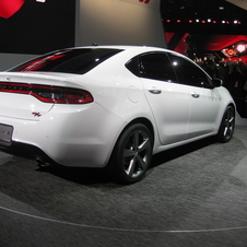 Dodge Dart Limited 1.4 SOHC