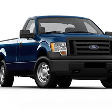 Ford F-Series F-150 145-in. WB XLT Styleside Regular Cab 4x2