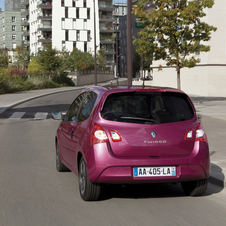 Renault Twingo 1.2 16v ECO2 City
