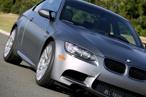 BMW of America presents the 2011 Frozen Gray M3 Coupe