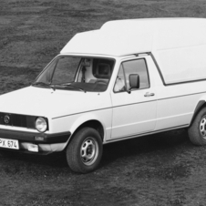 Volkswagen Caddy Hard-top