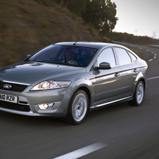 Ford Mondeo 2.0 Duratorq TDCi 140 PS Powershift