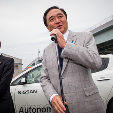 It also has a test center in Japan specifically for autonomous cars