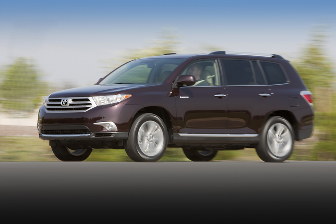 Toyota Highlander Limited 4X2