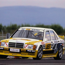 Mercedes-Benz 190 E 2.5-16 EVOLUTION