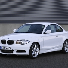BMW 135i Coupé AT (E82)