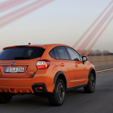 Subaru XV 2.0i Exclusive Lineatronic