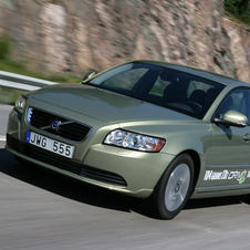 Volvo S40 DRIVe Business Edition