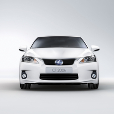 Lexus CT 200h Impression
