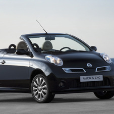 Nissan Micra C+C 1.6 Active Luxury