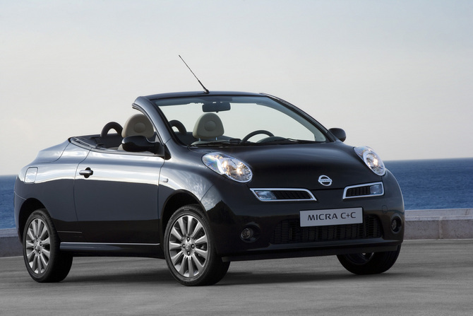 nissan micra c c 1 6 tekna photo nissan gallery 583 views. Black Bedroom Furniture Sets. Home Design Ideas
