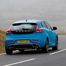 Volvo V40 D2 R-Design Powershift