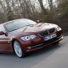 BMW 320d Coupe M Sport