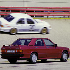 Mercedes-Benz 190 E 2.5-16 AT