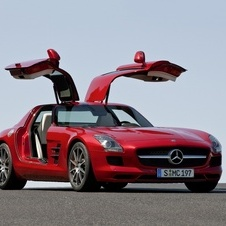 Mercedes is planning a smaller SLS to be called the SLC