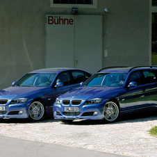 Alpina BMW D3 BITURBO Touring