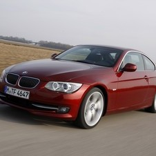 BMW 320d Coupe SE