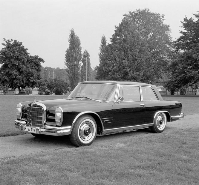 Mercedes-Benz 600 Coupe