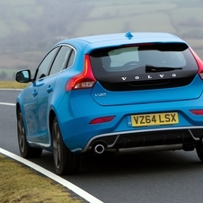 Volvo V40 D2 R-Design Summum