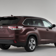 Toyota Introduces Third Generation Highlander with Hybrid Option