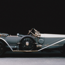 The Silver Ghost was the name given to a specific Rolls-Royce 40/50