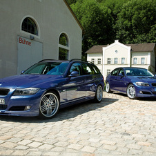 Alpina BMW D3 BITURBO Saloon