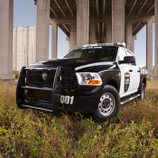 Ram Creates Pickup Suited for Police Use