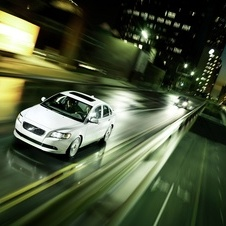 Volvo S40 T5 Business Edition Geartronic