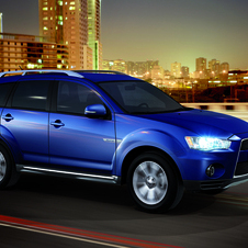 Mitsubishi Outlander 2.2 DI-D 4WD SST Instyle 2