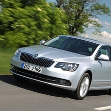 Skoda Skoda Superb 1.6 TDI DSG Ambition