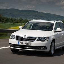 Skoda Superb Break 2.0 TDI DSG Active