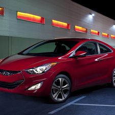 Hyundai Adds Elantra Coupe to Lineup in the US