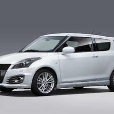 Suzuki to Unveil New Swift Sport in Frankfurt