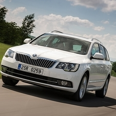 Skoda Superb Break 2.0 TDI DSG Ambition