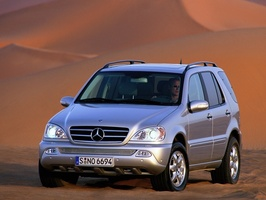 Mercedes-Benz ML 270 CDI
