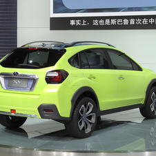Subaru to Show Off Production XV Crossover at Frankfurt