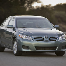 Toyota Camry Base 6-Spd AT