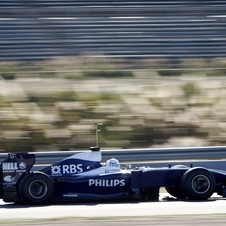 Williams FW31 Toyota