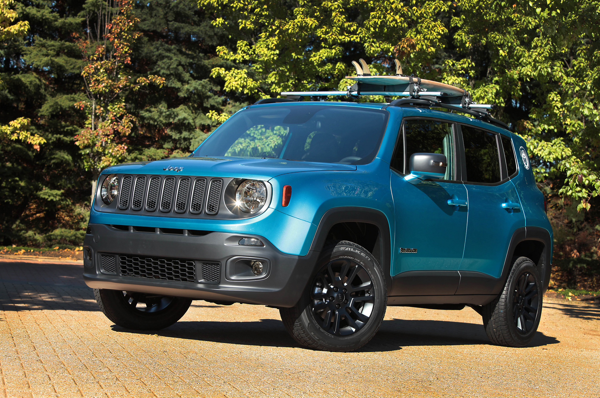 Jeep Renegade Riptide