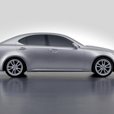 Lexus IS 220d Luxury