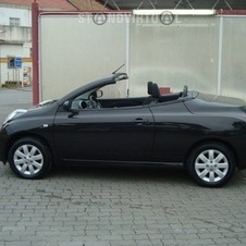 Nissan Micra C+C 1.4 Active Luxury