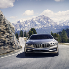 BMW says that it has no plans to build the Grand Lusso Coupe at the moment