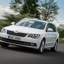 Skoda Superb Break 2.0 TDI DSG Elegance