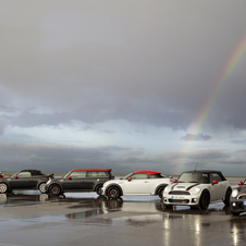 Mini now offers six John Cooper Works models