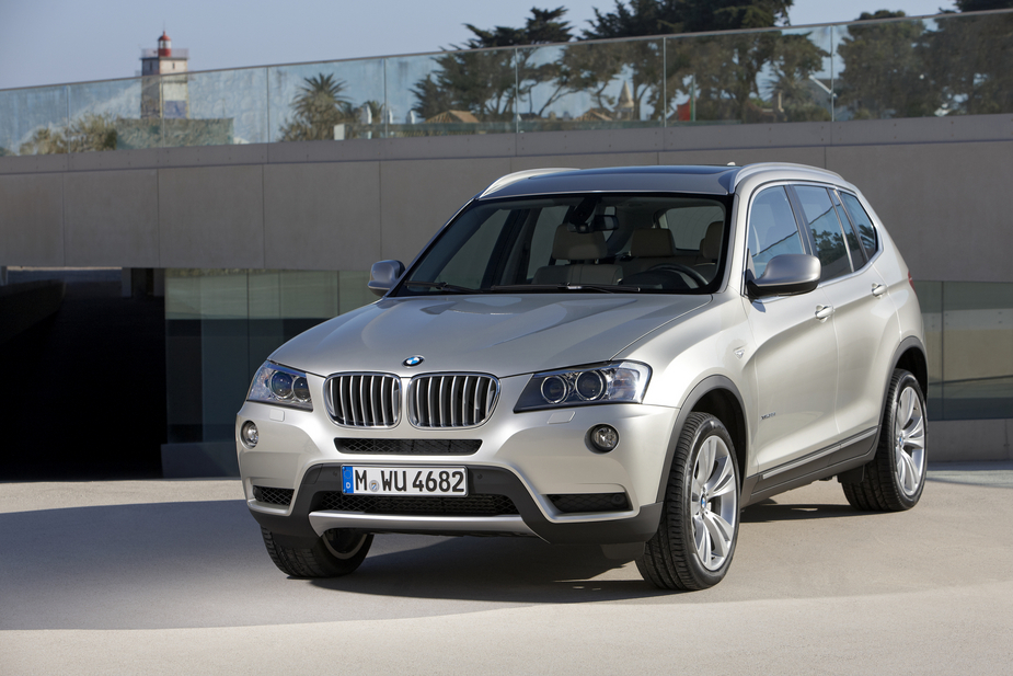 BMW X3 28i Automatic  3 photos and 62 specs  autovivacom
