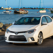 The Corolla is Toyota's latest car and expected to be a success