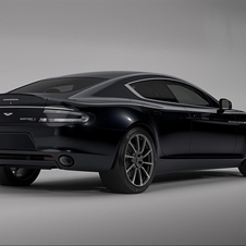 Aston Martin Rapide S Shadow Edition