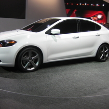 Dodge Dart Limited 2.0 DOHC