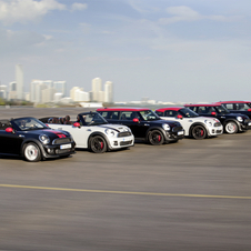 With the introduction of the Countryman, every Mini now has a JCW version