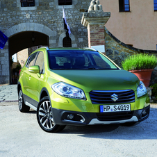 The S-Cross will take on the Qashqai